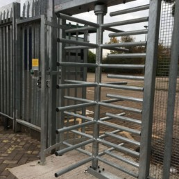 Royal mail Coventry Turnstile