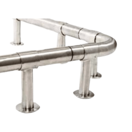 ISP Stainless Steel protection Rail