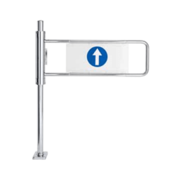 Lift Up Key checkout gate