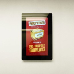 Slimline Advertising Displays 17
