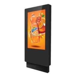 outdoor waterproof freestanding digital signage posters kiosks totems 11 Copy 1