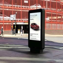 outdoor waterproof freestanding digital signage posters kiosks totems 13 Copy 1