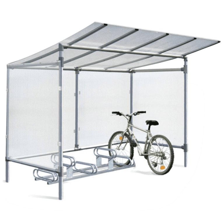 Standard Cycle Shelter 2
