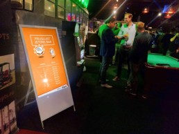Digital Android Battery A Board Gentlemans Fair 1