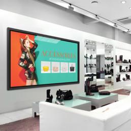 4K Large Format Displays Application Image 1