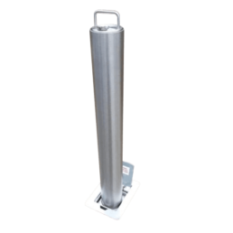 Lift Assist Stainless steel telescopic bollard 2 1