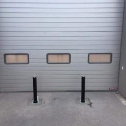 Lift Assist Stainless steel telescopic bollard 5 1