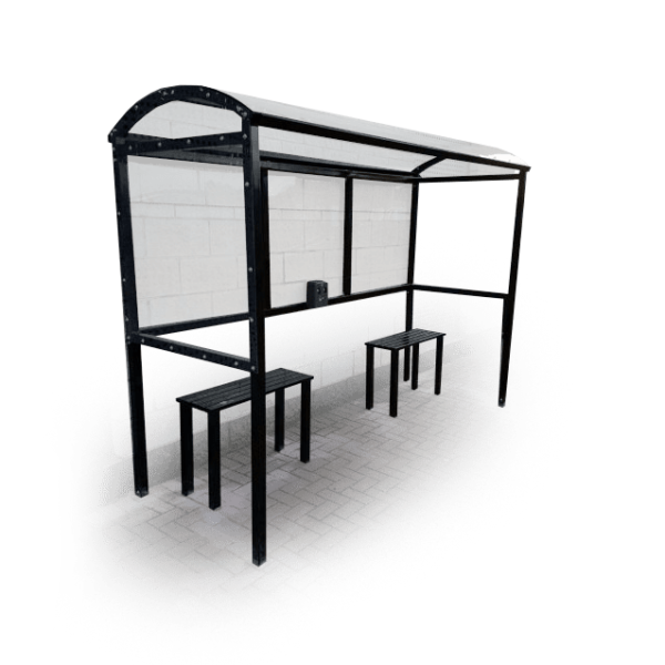Open Fronted Smoking Shelter SFD