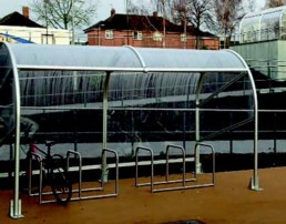 Cycle Shelter 2 1 1