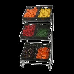 linda 800mm black tray 141238 nobg